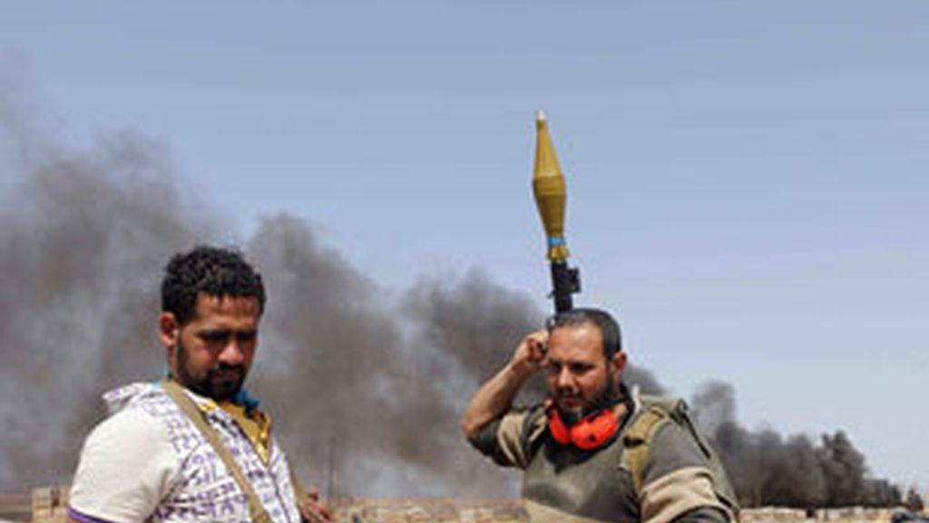 La ciudad de Sirte es, en estos momentos, el principal objetivo de los rebeldes. Foto: Gtres.
