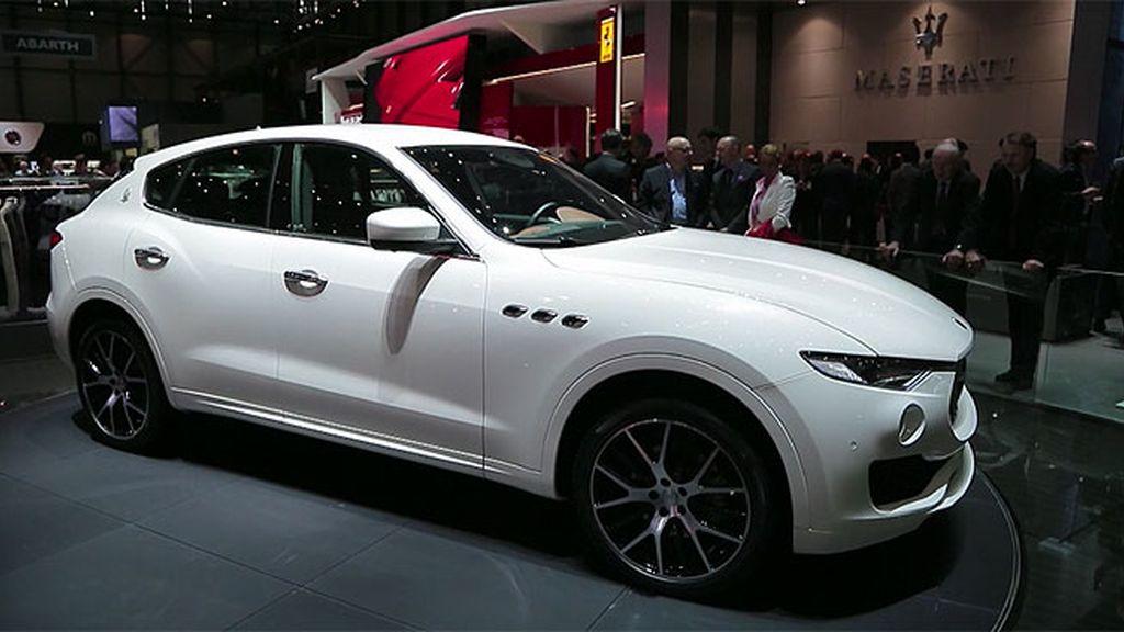 El SUV de alta gama de Maserati: el Levante