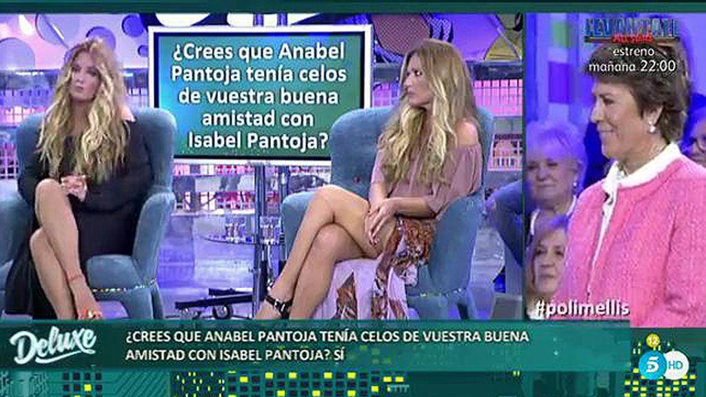 """Las Mellis: """"Anabel tiene celos de nuestra relación con Isabel Pantoja"""""""