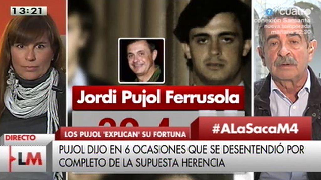 """V. Álvarez, sobre la declaración de Pujol: """"Cada cosa se puede rebatir"""""""