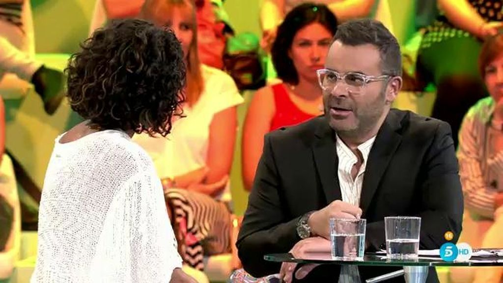 "Jorge Javier Vázquez, a Dulce: ""Tú niña no está hoy porque está en Cancún"""