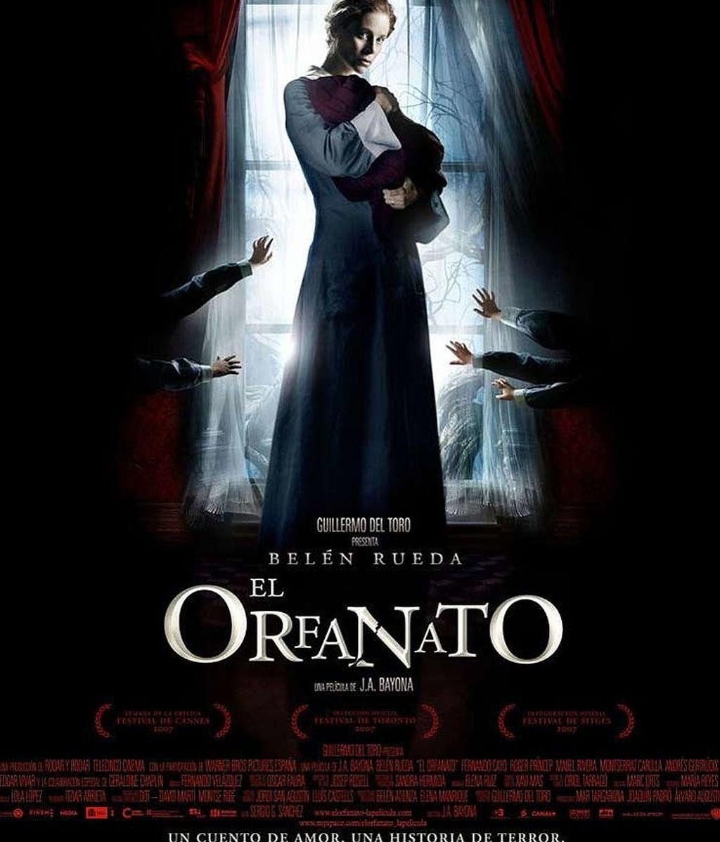 Cartel El Orfanato