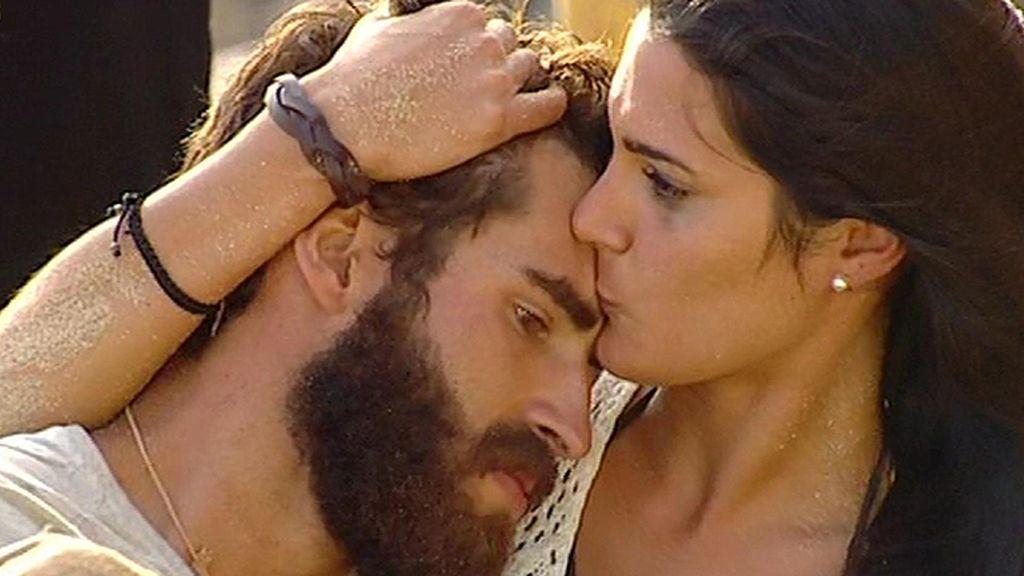 """Rubén, al reencontrarse con su novia: """"Es el momento más feliz"""""""