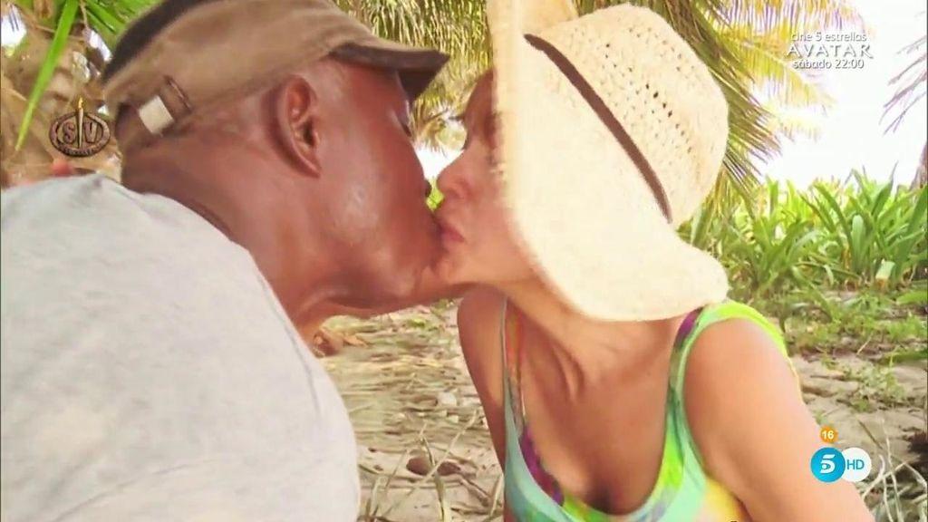 Yurena y Víctor, ¿amor en Playa Itinerante?