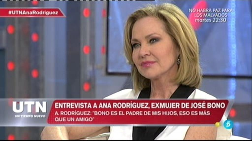 """Ana Rodríguez: """"Se pierden muchas amistades durante el divorcio"""""""