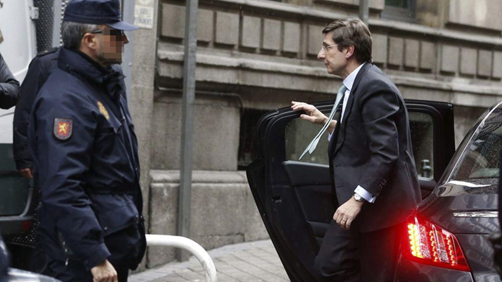 Goirigolzarri declara en la Audiencia Nacional por el caso Bankia