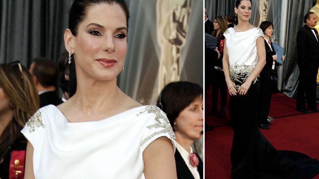Sandra Bullock de Marchesa