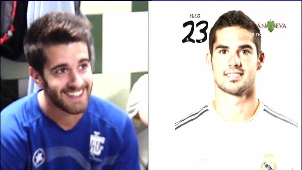 El Cornellá, rival del Real Madrid en Copa del Rey... ¡tiene al doble de Isco!