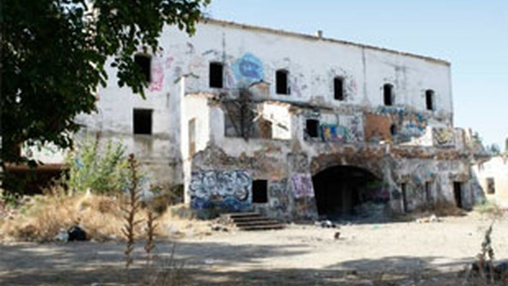 'El Monasterio', lugar donde se celebró la fiesta 'rave'. Vídeo: Informativos Telecinco.