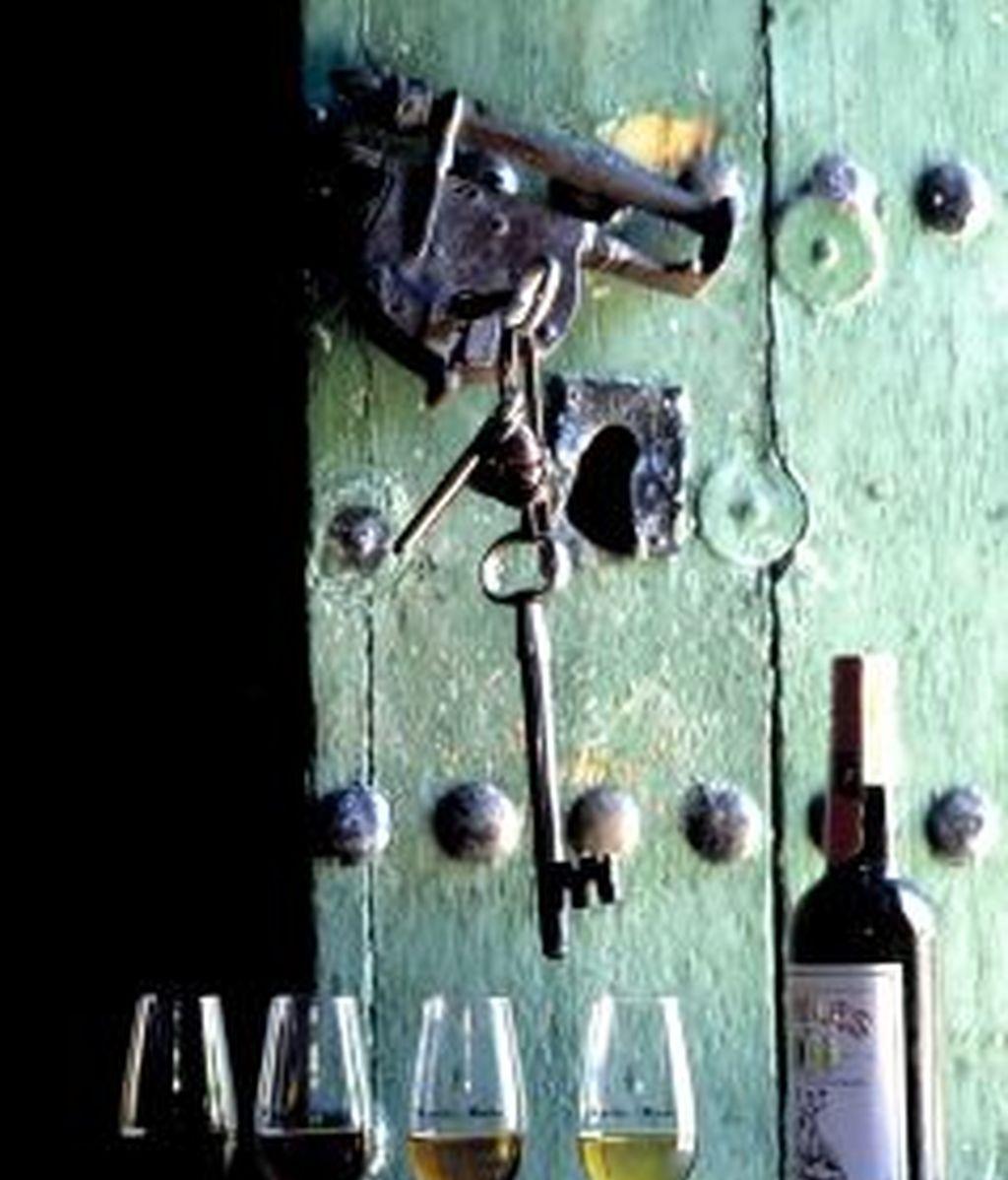 El sector del vino sigue a la baja. GTRES