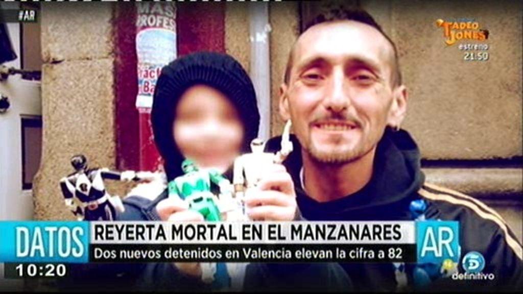 Dos nuevos detenidos en Valencia por la muerte de Jimmy