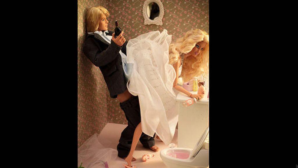 El lado más salvaje de Barbie