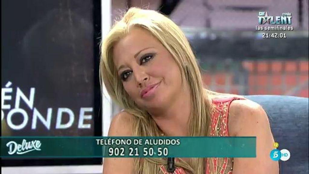 """Belén: """"Si Toño me pide perdón y devuelve el dinero, yo lo aceptaría"""""""