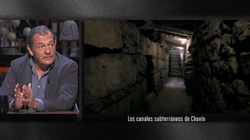 Chavín: El teatro del más allá