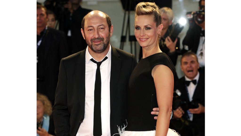 Cecile De France y  Kad Merad
