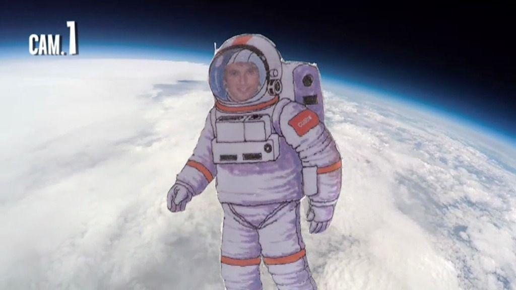 Así se ve Riotinto desde el espacio
