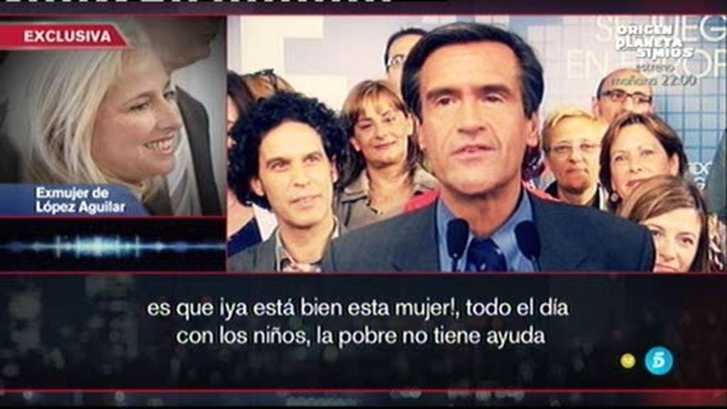 """Natalia de la Nuez: """"Juan no tiene denuncia por nadie, y menos por mí"""""""