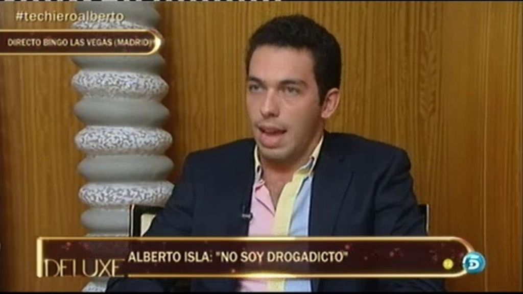 """Alberto Isla: """"Es imposible que Anabel esté embarazada porque usé preservativo"""""""