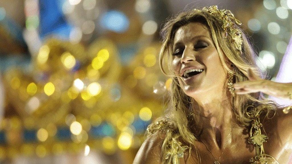 Los famosos se desmadran en el carnaval de Río de Janeiro