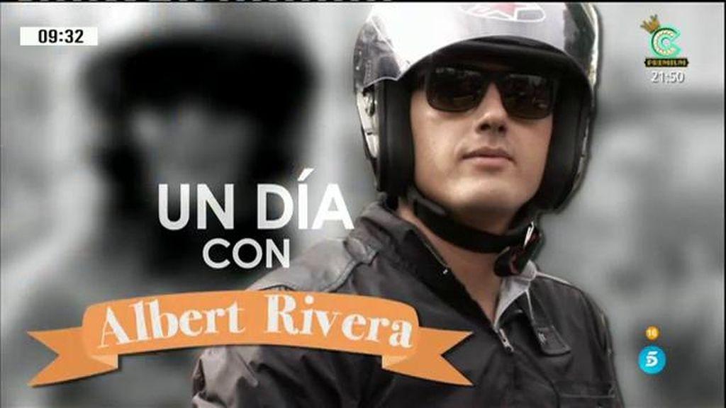 El Albert Rivera más atrevido y nostálgico, en 'El programa de Ana Rosa'