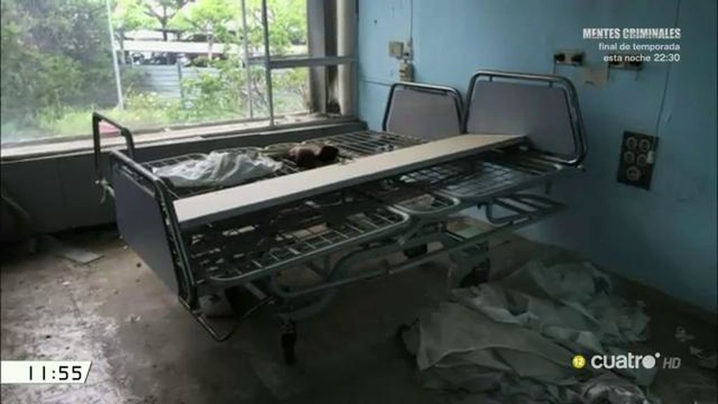 Impactantes imágenes del Hospital Puerta de Hierro en Madrid