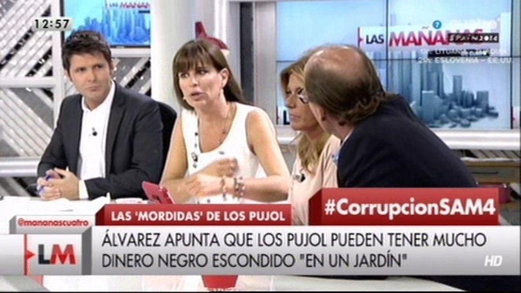"""Victoria Álvarez: """"Jordi solía llevar hasta 10.000 euros en el bolsillo"""""""