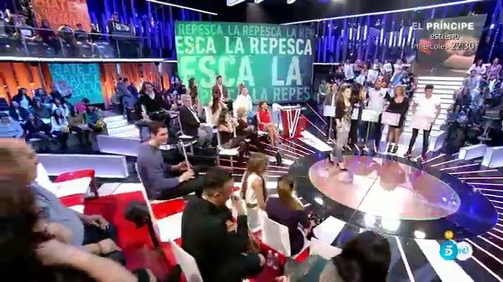 El debate de 'GH VIP' (21/02/16)
