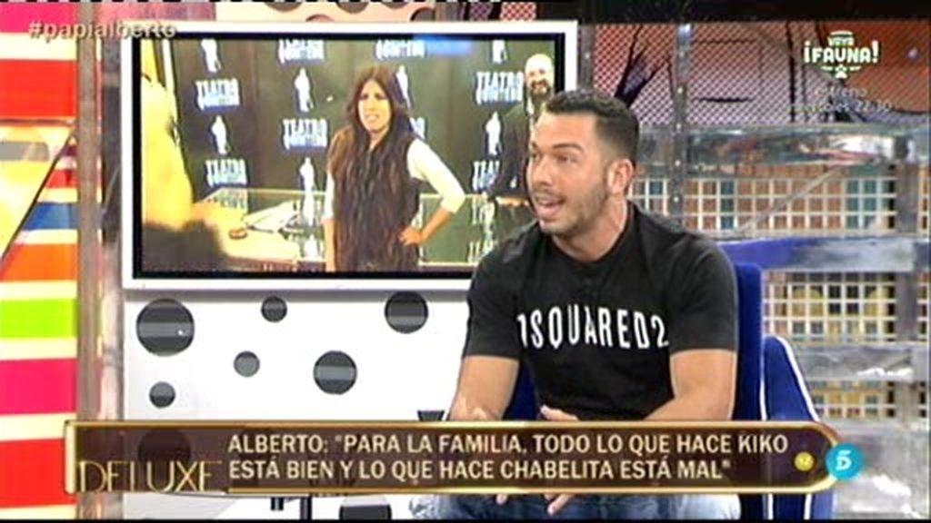 """Alberto, sobre Isa Pantoja: """"Me arrepiento de haber hablado mal de ella en televisión"""""""