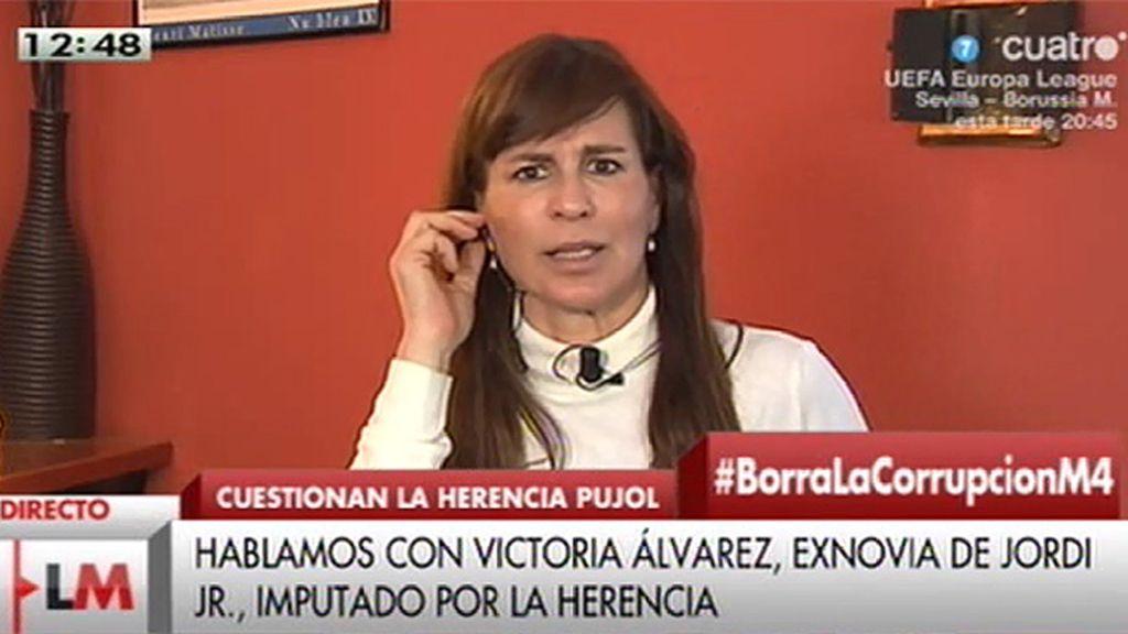 """V. Álvarez: """"Cuando se sepa lo que hay en Andorra, la gente va a alucinar"""""""