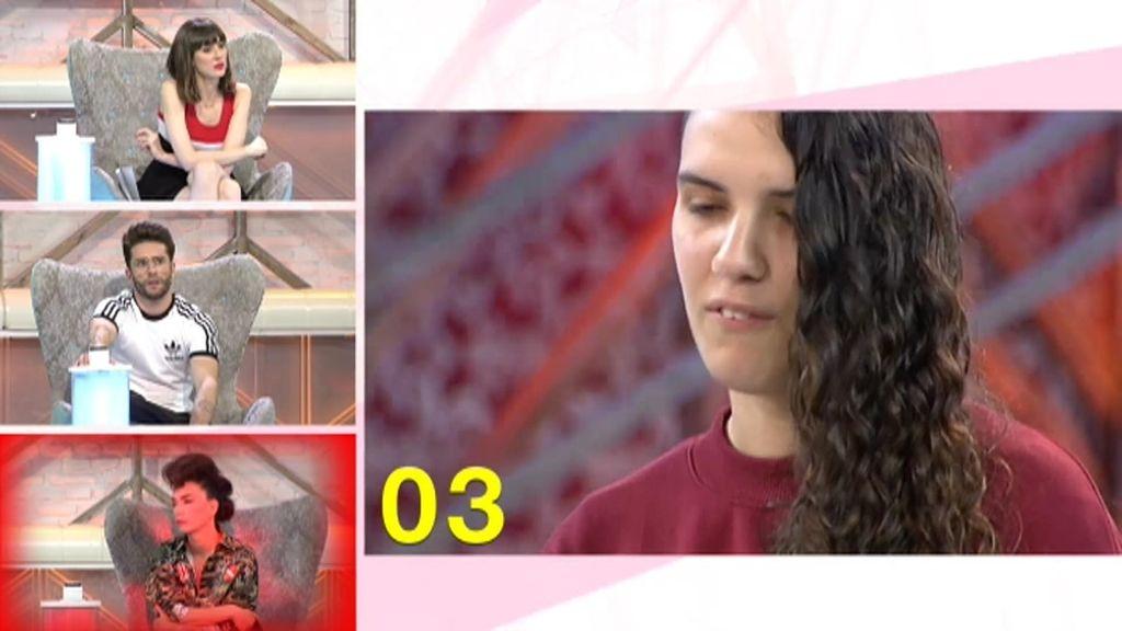 """Alba: """"Mis padres no me apoyan desde que saben que me gustan las mujeres"""""""