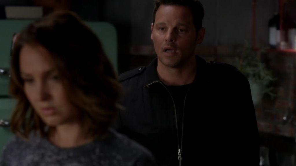 "Wilson planta de nuevo a Karev: ""No me casaré contigo"""