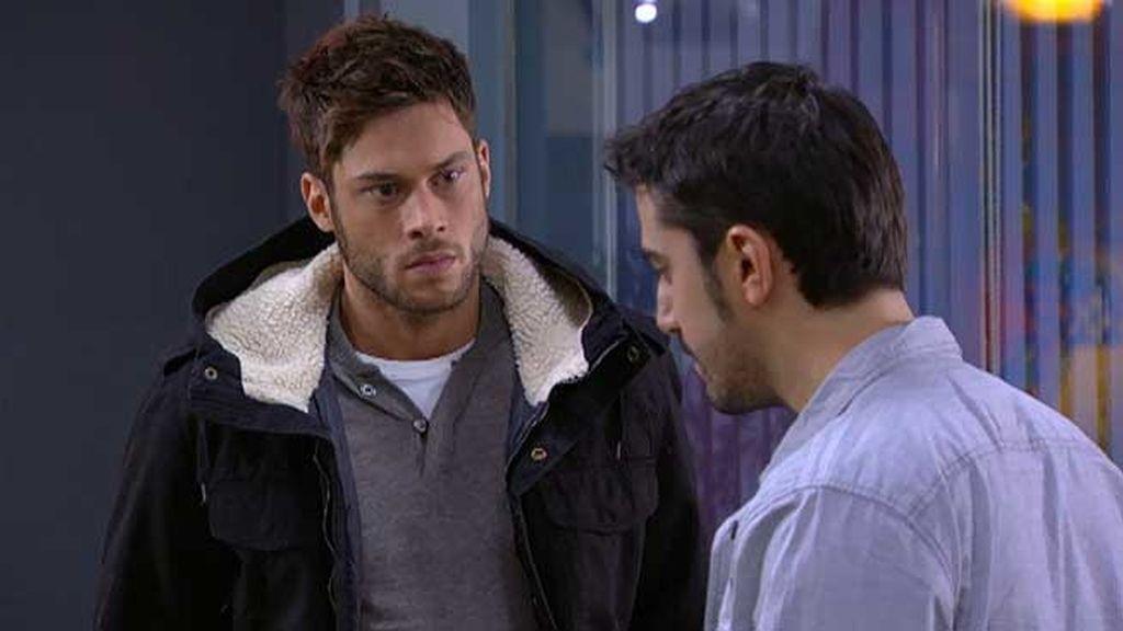 Luis rompe con Julia tras salir del hospital