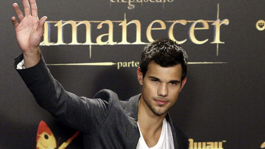 Los protagonistas de Crepúsculo deslumbran en Madrid
