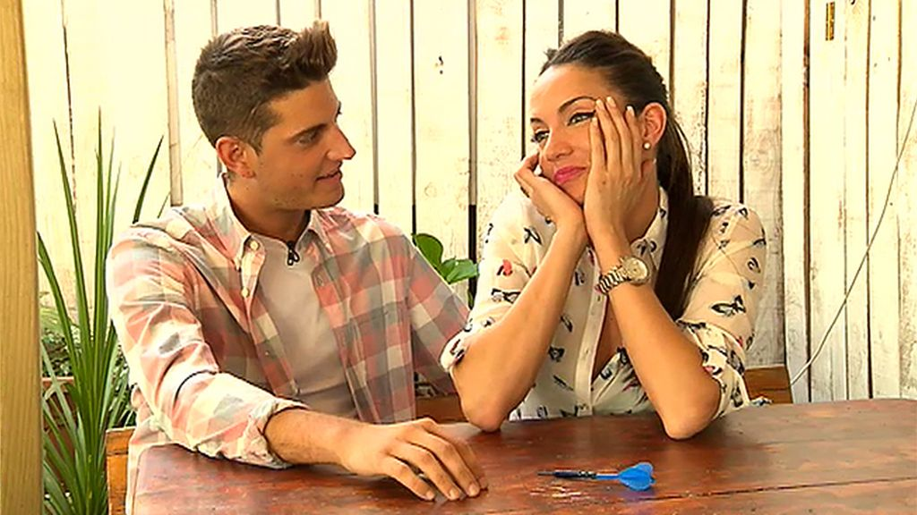 Cita Samira y Jonathan (03/06/2015)
