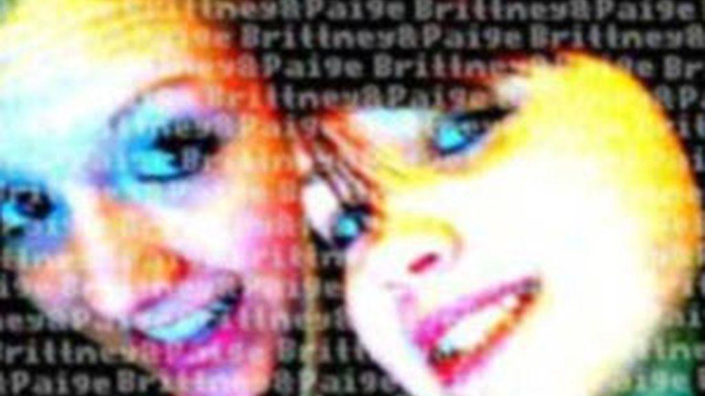 Paige y Haylee eran muy amigas, como se puede ver en el Facebook de ambas. Foto Dailymail.co.uk