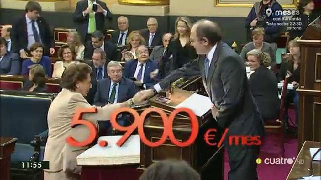 El coste de la legislatura más breve: más de 30 millones sólo en salarios
