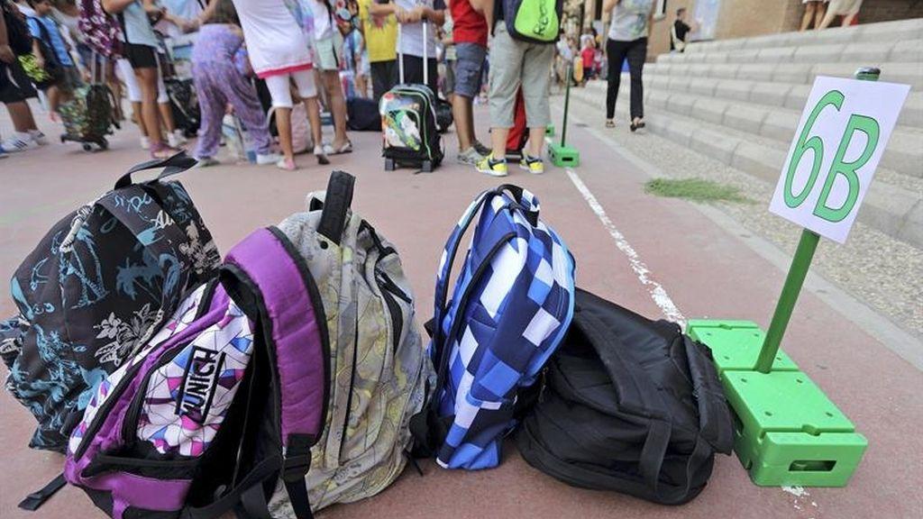 Comienza el curso escolar en la Comunidad Valenciana