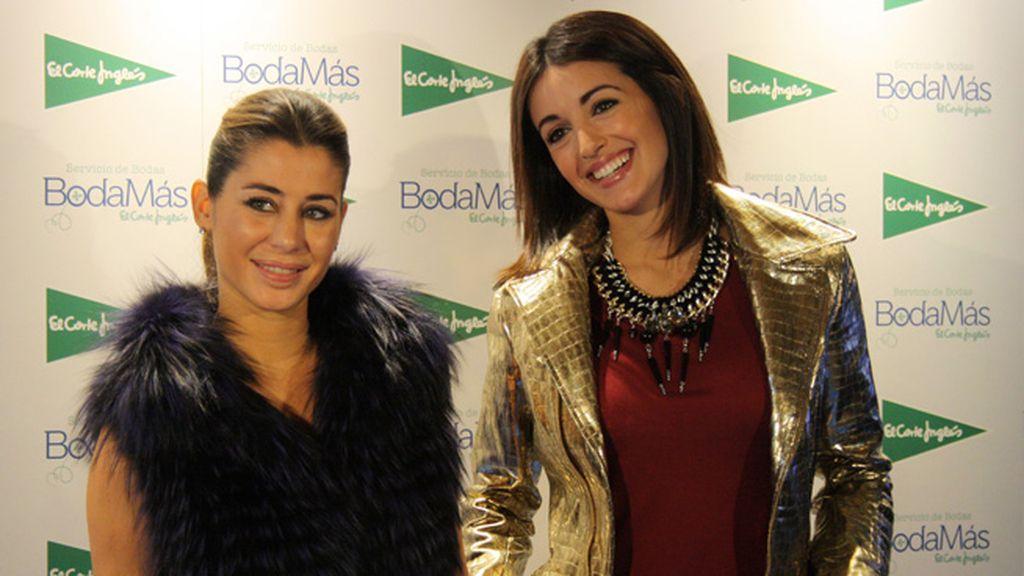 Elena Tablada y Noelia López, madrinas de lujo de Bodamás