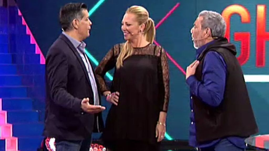 Los Chunguitos le dedican una canción a Belén Esteban y a su 'Miguel'
