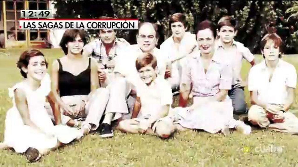 La cuarta generación de los Pujol, también bajo sospecha por el presunto enriquecimiento ilícito de la familia