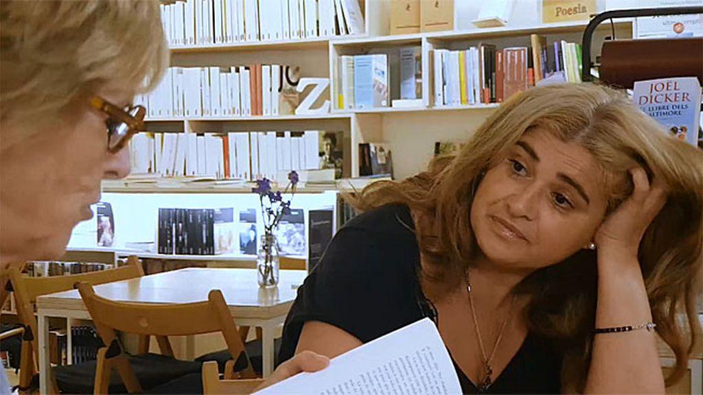 Lucía Extebarría contesta, sin tapujos, a las críticas recibidas en 'ConvénZeme'