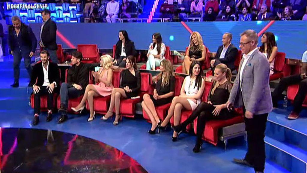 El debate final de Gran Hermano VIP (05/04/15)