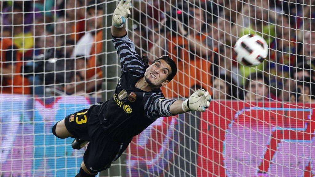 Pinto se queda en el Barça hasta 2013