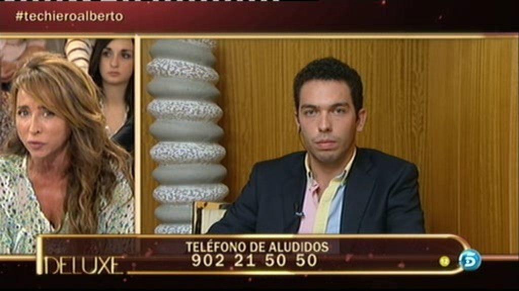 """Alberto: """"Chabelita sentía que su tío Agustín y su abuela le hacían la vida imposible"""""""
