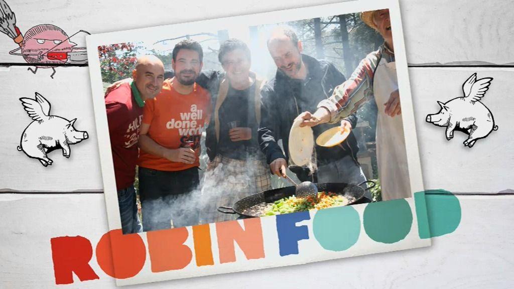 Víctor y su cuñado, ganadores del concurso 'Quién me mima' de 'Robin Food'