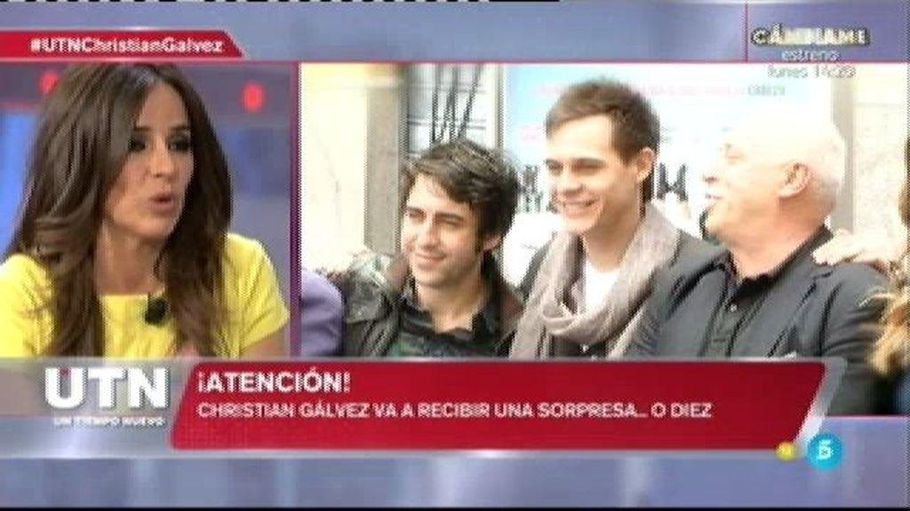 """Christian Gálvez: """"No me ofende que me digan freak"""""""