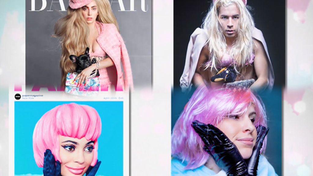 Beyoncé, Lady Gaga, Penélope Cruz… Rasu y Susana imitan portadas icónicas