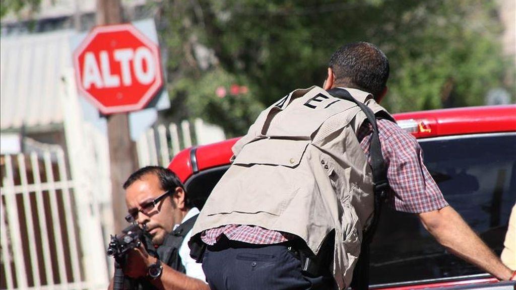Las autoridades mexicanas descubrieron al menos 59 cadáveres en una narcofosa ubicada en un rancho del estado mexicano de Tamaulipas. Vídeo: Informativos Telecinco