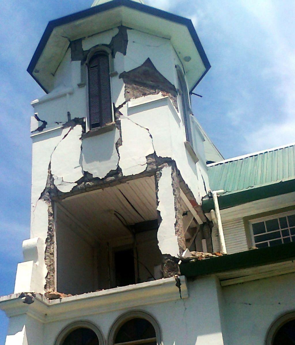Costa Rica sufre el mayor terremoto de su historia