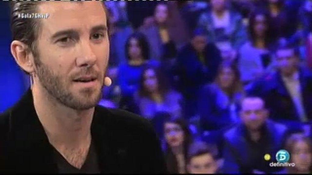 """Israel: """"Iban a por Belén con el tema de las croquetas cuando al final sobraron"""""""
